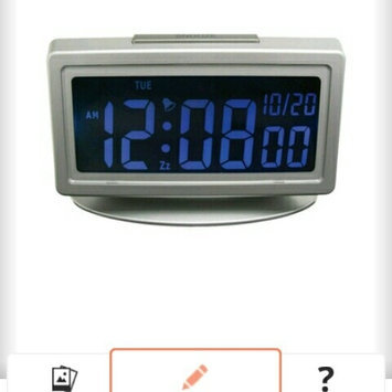 Photo of Geneva Platinum Colorations Alarm Clock uploaded by Maria Paz G.