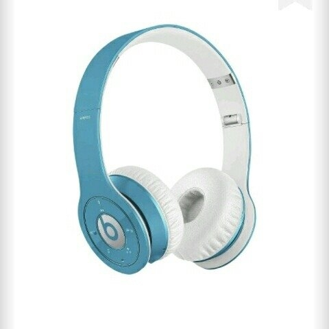 BEATS by Dr. Dre Beats by Dre Wireless On-Ear Headphone - Light Blue uploaded by Maria Paz G.