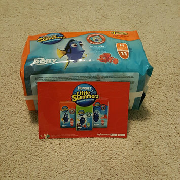 Photo of Huggies® Little Swimmers Diapers uploaded by Jessica T.