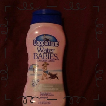 Photo of Coppertone Water Babies Water Babies Sunscreen Lotion uploaded by Genesis C.