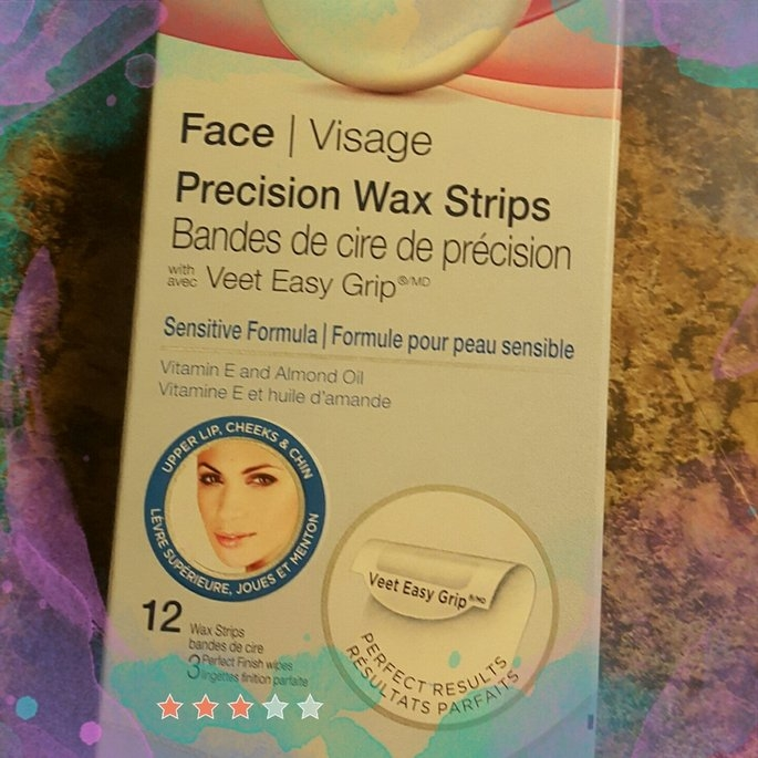 Veet Easy To Use Wax Strips for Face uploaded by Jenna G.