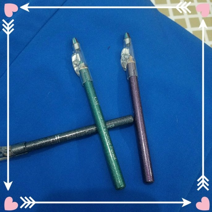 E.l.f. Cosmetics e.l.f. Essential Shimmer Eyeliner Pencil uploaded by Tania B.