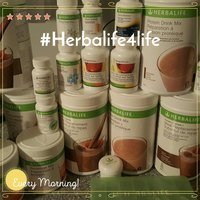 Herbalife Shakes uploaded by Janelle B.