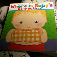 Where Is Baby's Belly Button? (Hardcover) uploaded by Kendra J.