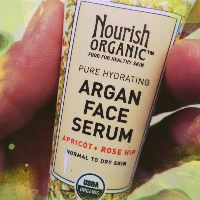 Nourish Organic Argan Face Serum Apricot + Rosehip uploaded by Jennifer  H.