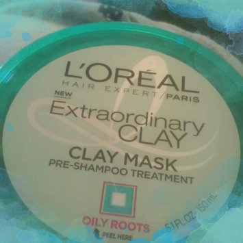 L'Oréal Extraordinary Clay Pre-Shampoo Treatment  Mask uploaded by amanda l.