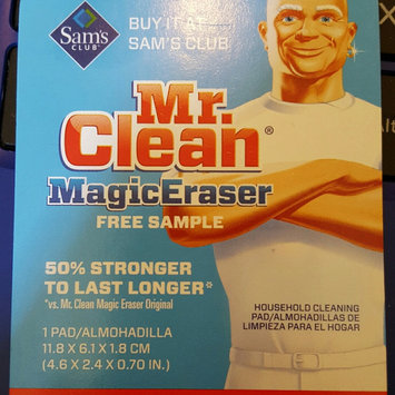 Photo of Mr. Clean Magic Eraser Original uploaded by Abigail G.