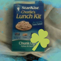 StarKist® Charlie's Lunch Kit® Chunk Light Tuna in Water 4.48 oz. Box uploaded by Holly N.