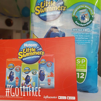 Photo of Huggies® Little Swimmers Diapers uploaded by Melissa W.