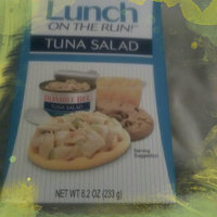Bumble Bee Lunch on the Run Complete Lunch Kit Tuna Salad with Crackers, Diced Peaches, Cookie & Spoon uploaded by Holly N.