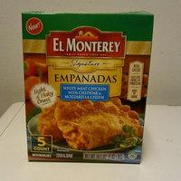 El Monterey™ Signature White Meat Chicken with Cheddar & Mozzarella Cheese Empanadas 16.5 oz. Box uploaded by crystal c.