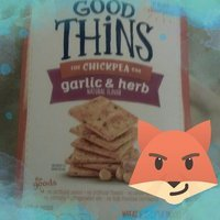 Good Thins Garlic & Herb Chickpea Snacks uploaded by Holly N.