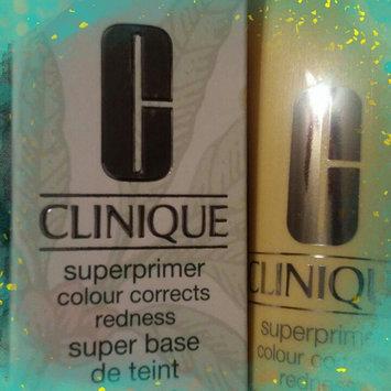 Photo of Clinique Superprimer™ Face Primers uploaded by Christie C.