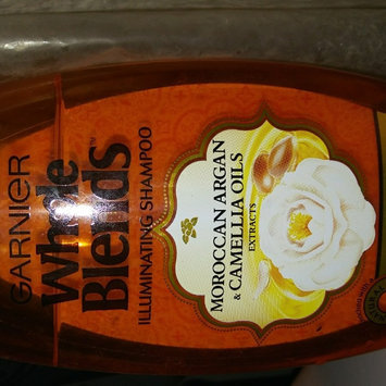 Photo of Garnier Whole Blends®  Illuminating Shampoo with Moroccan Argan and Camellia Oils Extracts uploaded by Lisa G.