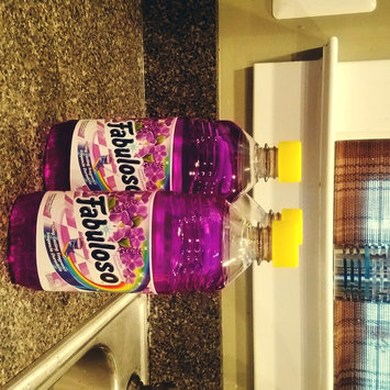 Photo of Fabuloso Multi-Purpose Cleaner - Lavender Scent - 56 oz uploaded by Neva W.