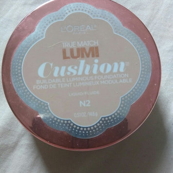 L'Oreal Paris True Match Lumi Cushion Foundation uploaded by Haley N.