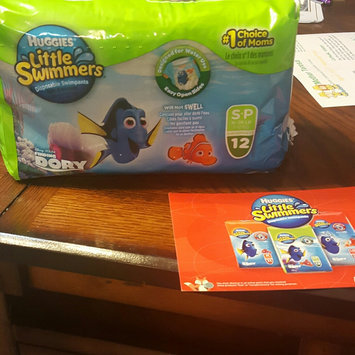 Photo of Huggies® Little Swimmers Diapers uploaded by Heather R.