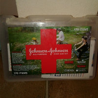 Johnson & Johnson JOJ8123 - Johnson amp; Johnson All-Purpose First Aid Kit uploaded by Kayla M.