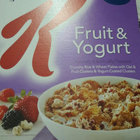 Kellogg's Special K Fruit & Yogurt Cereal uploaded by CLARIBEL L.