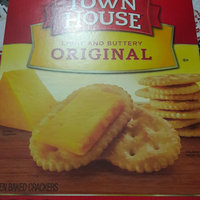 Keebler Town House Light Buttery Crackers Original uploaded by CLARIBEL L.