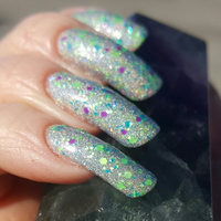 China Glaze Electric Nail Lacquer with Hardeners Collection uploaded by Anya G.