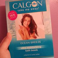 Calgon Ultra Moisturizing Bath Beads, Ocean Breeze, 30 oz uploaded by Jennifer T.