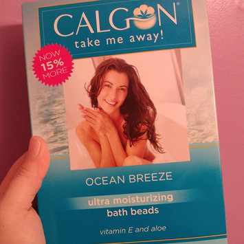 Photo of Calgon Ultra Moisturizing Bath Beads, Ocean Breeze, 30 oz uploaded by Jennifer T.