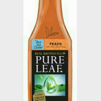 Lipton® Pure Leaf Real Brewed Peach Flavor Iced Tea uploaded by Luz E D.