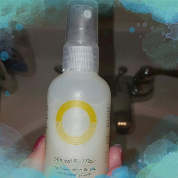 O.R.G. Skincare Mineral Peel Face uploaded by Liliana H.
