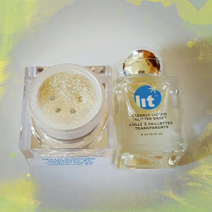 Lit Cosmetics Summer Sparkle Lit Kit Hello Sunshine uploaded by Ashley D.