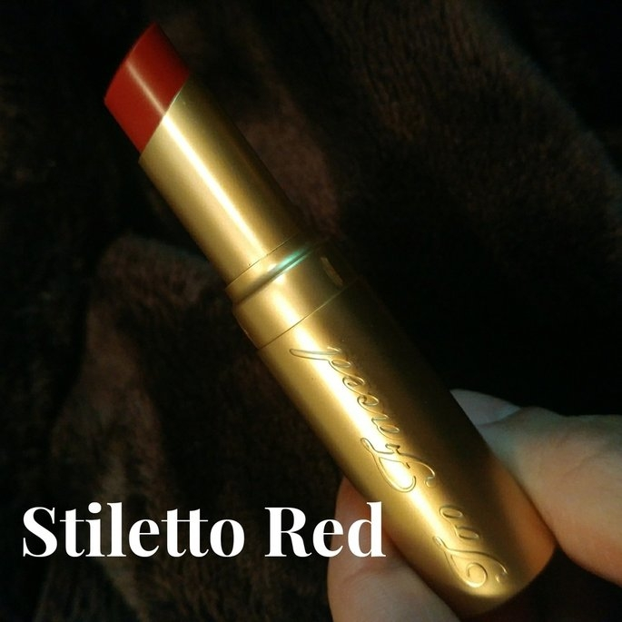 Too Faced La Crème Lipstick uploaded by Kimberly R.