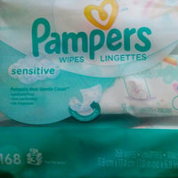 Pampers Sensitive Wipes 3x Travel Pack, 168 ea uploaded by Angela S.