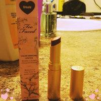 Too Faced La Crème Lipstick uploaded by Leila E.