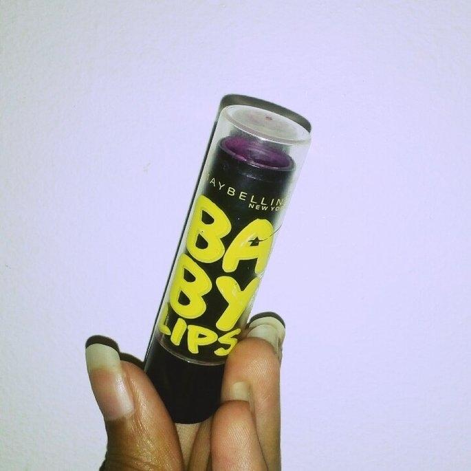 Maybelline Baby Lips® Moisturizing Lip Balm uploaded by Sarah D.