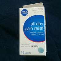 All Day Naproxen Sodium Pain Reliever/Fever Reducer Tablets, 220mg, 15 count uploaded by Yoselin L.