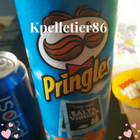 Pringles® Salt & Vinegar Flavored Potato Crisps 5.5 oz. Canister uploaded by Kendall P.