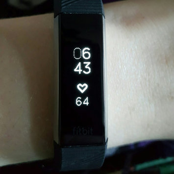 Photo of Fitbit Alta HR Fitness Tracker-BLACK-Small uploaded by Michelle T.