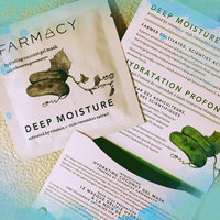Farmacy Hydrating Coconut Gel Mask - Deep Moisture (Cucumber) 3 masks uploaded by Ashley S.