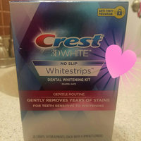 Crest 3D White Whitestrips Gentle Routine Teeth Whitening Kit uploaded by Stacy a.