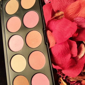 Photo of BH Cosmetics 10 Color Professional Blush Palette uploaded by Ramsha H.