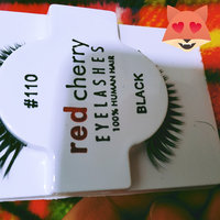 Red Cherry False Eyelashes (Pack of 10 pairs) (110) uploaded by nawal m.
