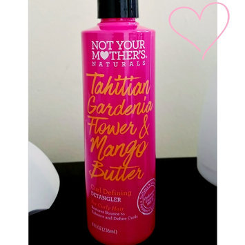 Photo of Not Your Mother's® Naturals Tahitian Gardenia Flower & Mango Butter Curl Defining Detangler uploaded by Jennifer W.