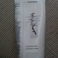 Korres Conditioner Almond and Linseed For Dry/Damaged Hair (200ml) uploaded by Viviane O.