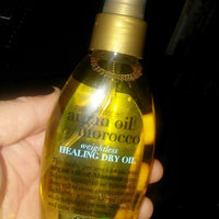 OGX Organix Moroccan Argan Oil Weightless Healing Oil 4 oz. uploaded by Gothic P.