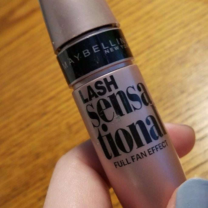 Maybelline Lash Sensational Mascara Waterproof uploaded by Grace l.