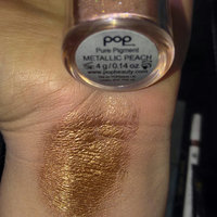 Pop Beauty POP Beauty Pure Pigment, Metallic Peach, .14 oz uploaded by Cristina J.