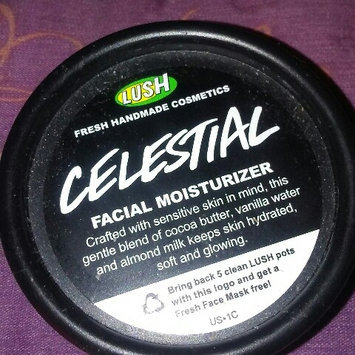 LUSH Celestial Moisturizer uploaded by Jodi T.