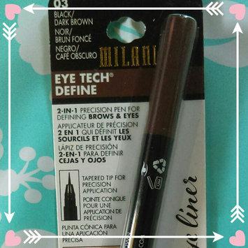 Photo of Milani Eye Tech Define 2-In-1 Brow + Eyeliner Felt Tip Pen uploaded by Brookelynne T.