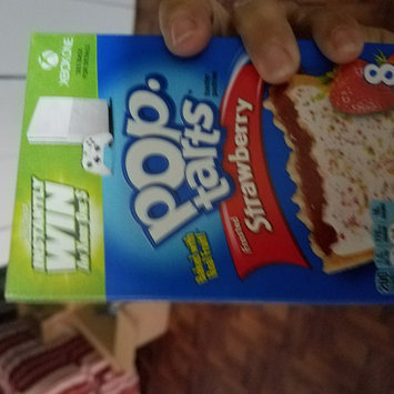 Photo uploaded to Kellogg's Pop-Tarts Frosted Cookies & Cream Toaster Pastries by Iris R.