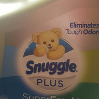 Snuggle® Plus SuperFresh™ Fabric Softener 105 ct Box uploaded by Amber P.